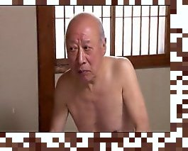 japnaese old man
